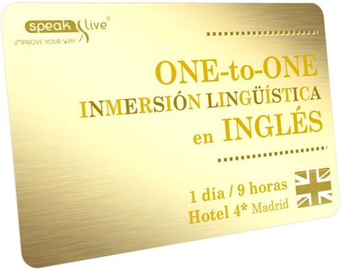 One to one ingles regalo